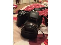 Selling this camera which is in great condition, just never got the use out of it.