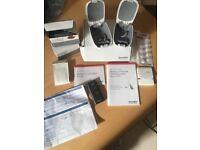 Bernafon pair of hearing aids