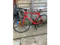 Carrea zelos road bike