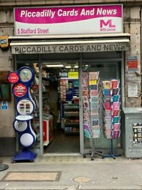 Grocery/Off licence shop for sale in Mayfair sales over 18k per week