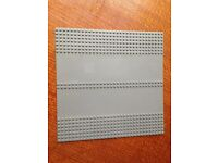 Lego base board 32x32 (dark grey)
