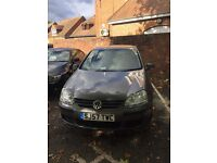 Smart, tidy and reliable VW Golf