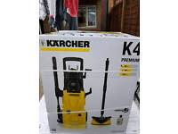 KARCHER K4 PRESSURE WASHER IT'S FULLY LOADED AND SPEAKS FOR ITSELF**BARGAIN PRICE**