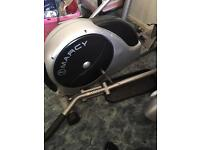 Cross trainer (nearly new!)