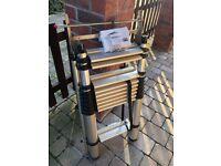 Loft Ladder Telesteps Brand New Unused Best Loft Ladder Money Can Buy Model 60927
