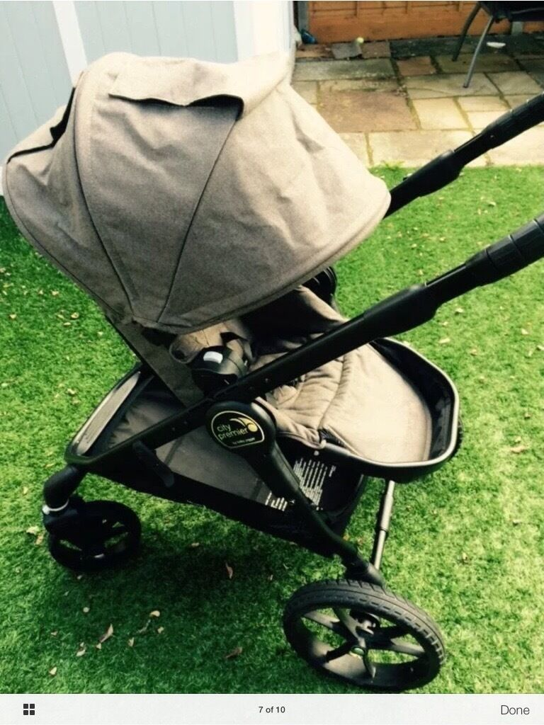 Baby jogger premier like select/versa, hardly used.