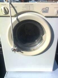 Tumble dryer, 3kg white knight