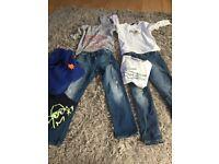 Designer boys clothes bundle age 10