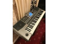 Korg pa900 professional arranger swap for yamaha s-970