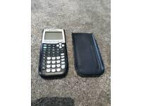 Texas Instrument TI84 calculator