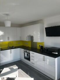 Double or twin rooms for 2 people in great Sighthill house. Total £500pm includes all bills
