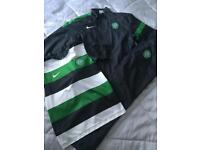 Celtic boys tracksuit and training top Age 8-10