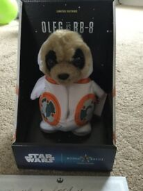 OLEG as BB-8