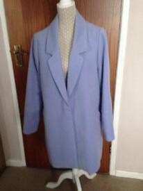LILAC/BLUE COAT Size 16
