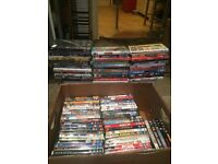 Job lot 90 dvds