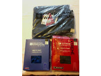 NEW IN PACKAGE- Skiing, Snowboarding Waterproof Pants and Base Layers, XL, 4 Items