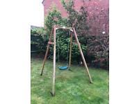 childrens plum garden swing