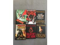 Comic book collection (some oldies) + graphic novels great condition.