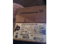 GRUNDFOS SELECTRIC UPS2 15-50 130 HEATING PUMP