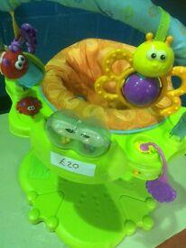 Bouncing Frog Entertainment Centre