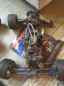 RC cars - Nitteo Traxx 3.3