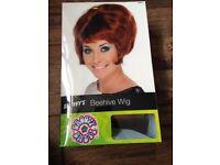 Women's beehive wig