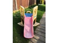 Children garden slide