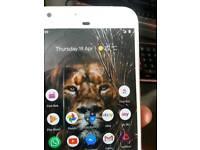 Damaged Digitizer Google Pixel XL £100 - Still working - Unlocked