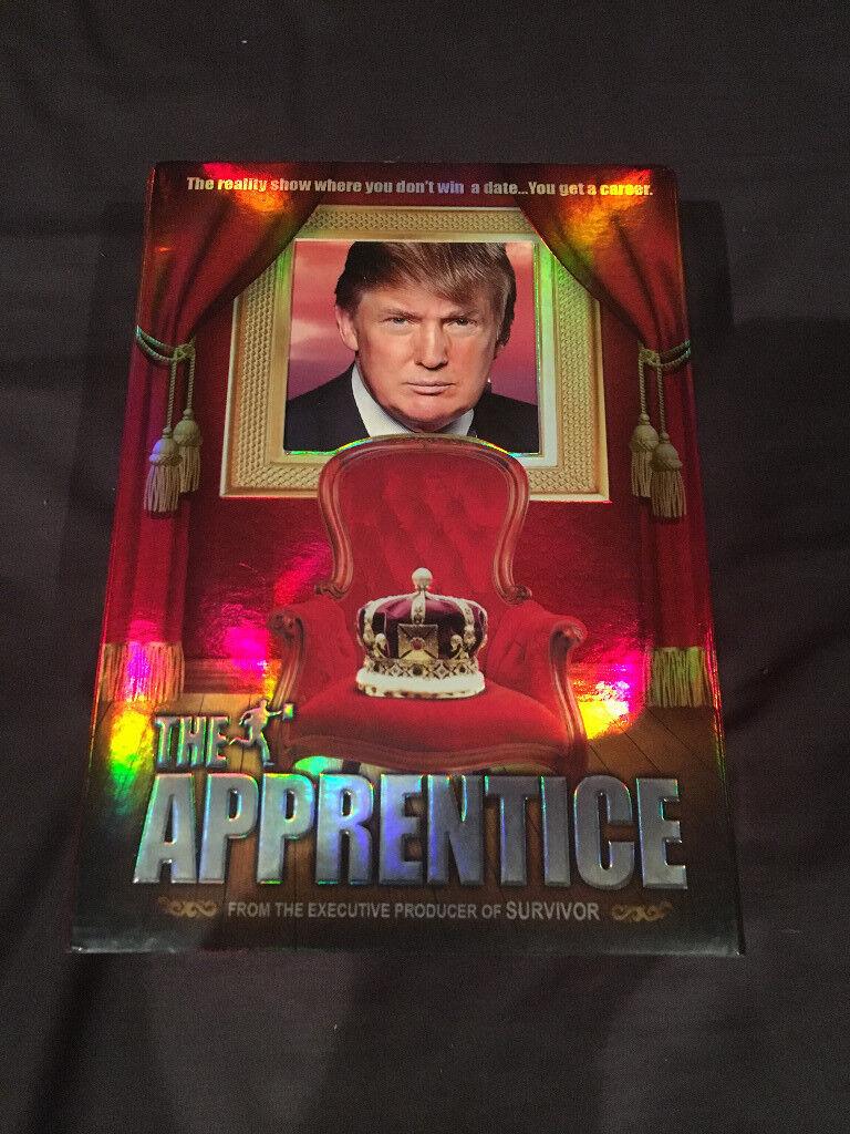 The Apprentice USA DVD Box Set, Series 1-8