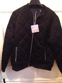 Missguided Size 14 coat