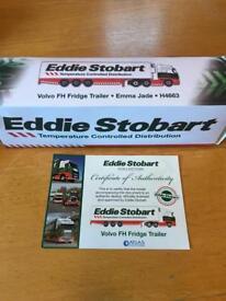 Eddie Stobart Volvo FH Fridge Trailer