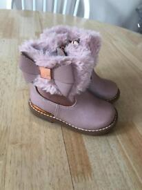 Baby Baker boots infant size 4