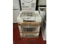 BRAND NEW electrolux electric oven & gas hob (both are still in original retail packaging)