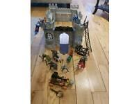 Children's playcastle & accessories.
