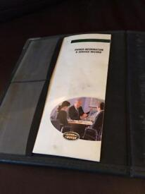 Land Rover disc 300 TDI owner manual