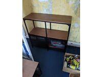 Shelving unit & coffee table