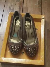 Wedding heels size 5.5