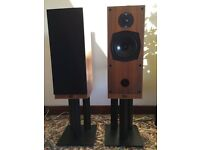 MONITOR AUDIO R452 SPEAKERS MINT CONDITION