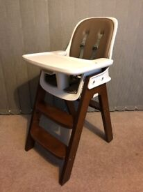 OXO TOT SPROUT HIGH CHAIR – NEW CUSHION SET – BABY HIGHCHAIR WOOD
