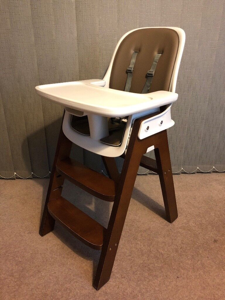 Amazing Oxo Tot Sprout High Chair New Cushion Set Baby Highchair Wood In Leicester Leicestershire Gumtree Beatyapartments Chair Design Images Beatyapartmentscom