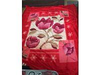 Single blanket £15 or 2 for £20