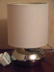 Bedside table light