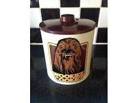 Star wars – Wookiee cookie jar