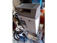 Humidifier steam generator