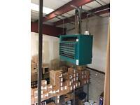 Warehouse Gas Heater