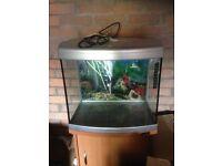 65L Aquarium and stand