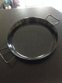 New 12 Inch Paella Pan