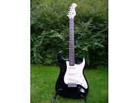 Fender Classic 50's Stratocaster with Upgraded Mighty Mite Neck - With Soft Case