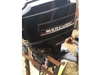 90hp mercury outboard boat engine