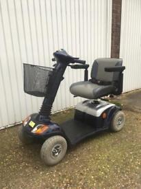 Days strider 4mph Mobility scooter with 3 Months Warranty